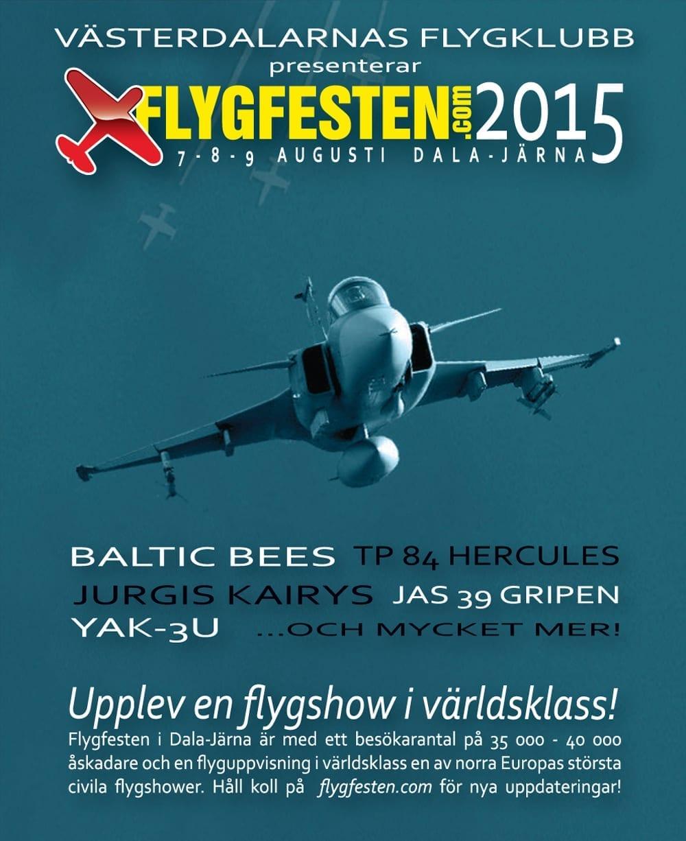 Flygfesten 2015