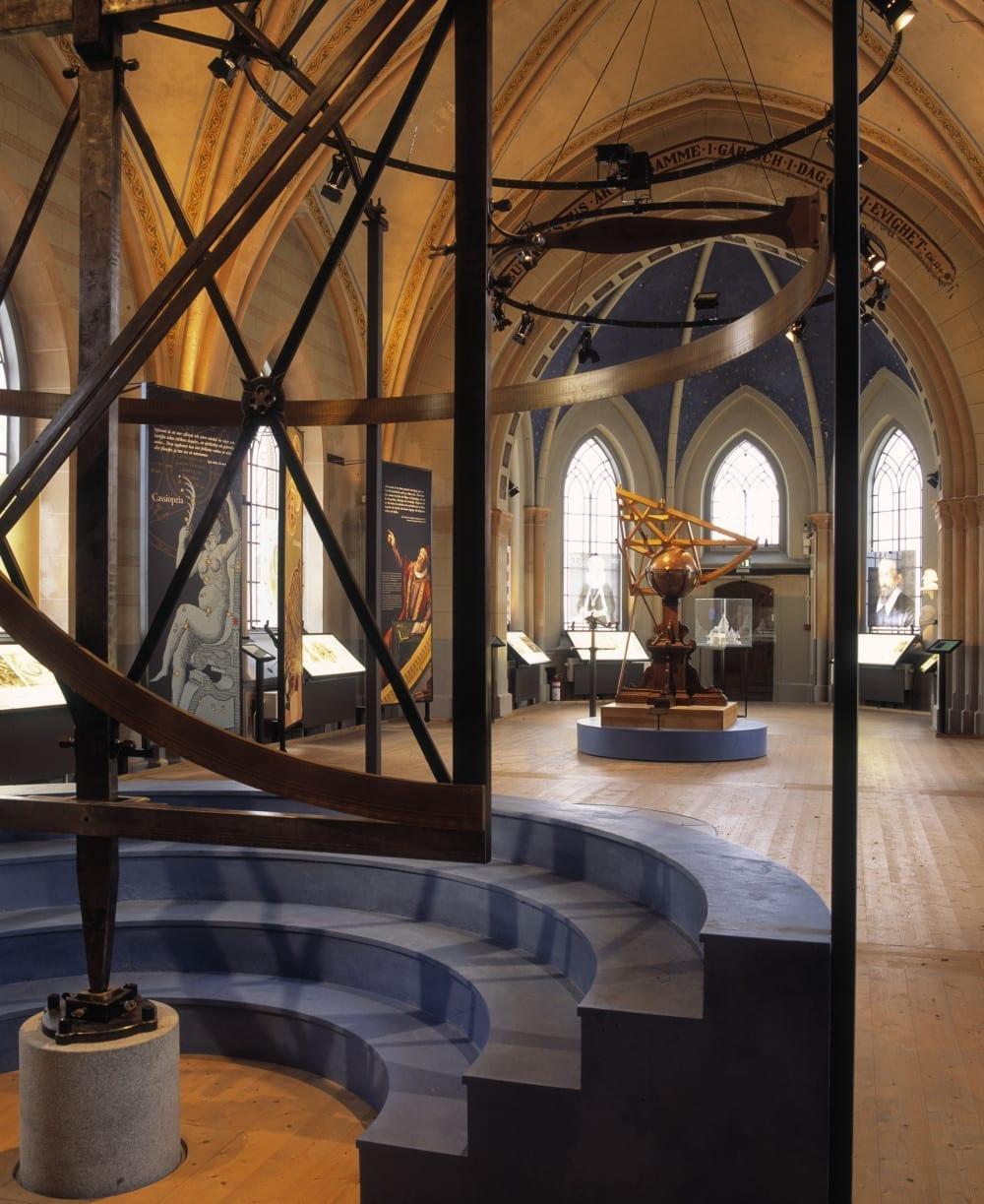 Foto Tycho Brahe museet