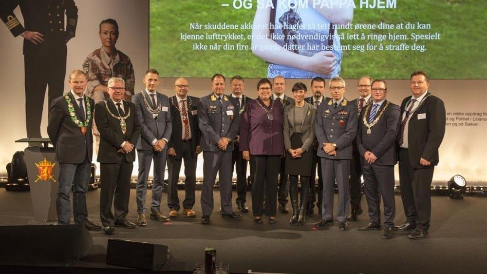 Norsk veterankonferens