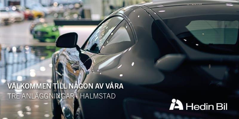 Hedin bil i Halmstad