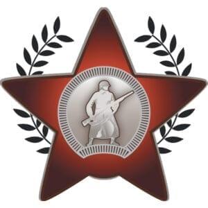 Logotyp Röda stjärnan