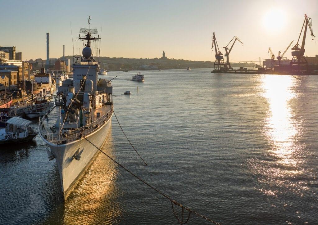Foto Maritiman fartyg