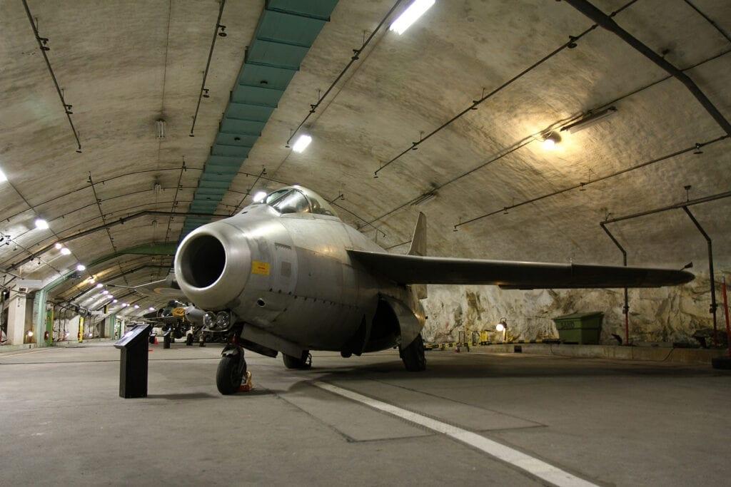 "Foto Aeroseum flygplanet ""Tunnan"""