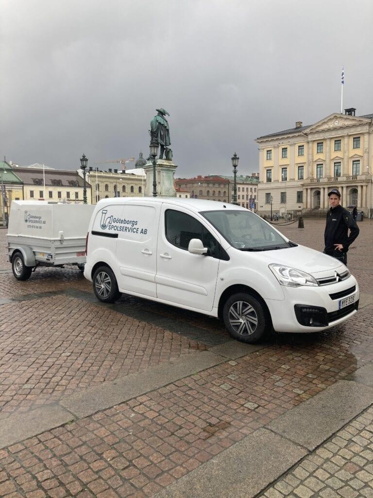 Göteborgs Spolservice